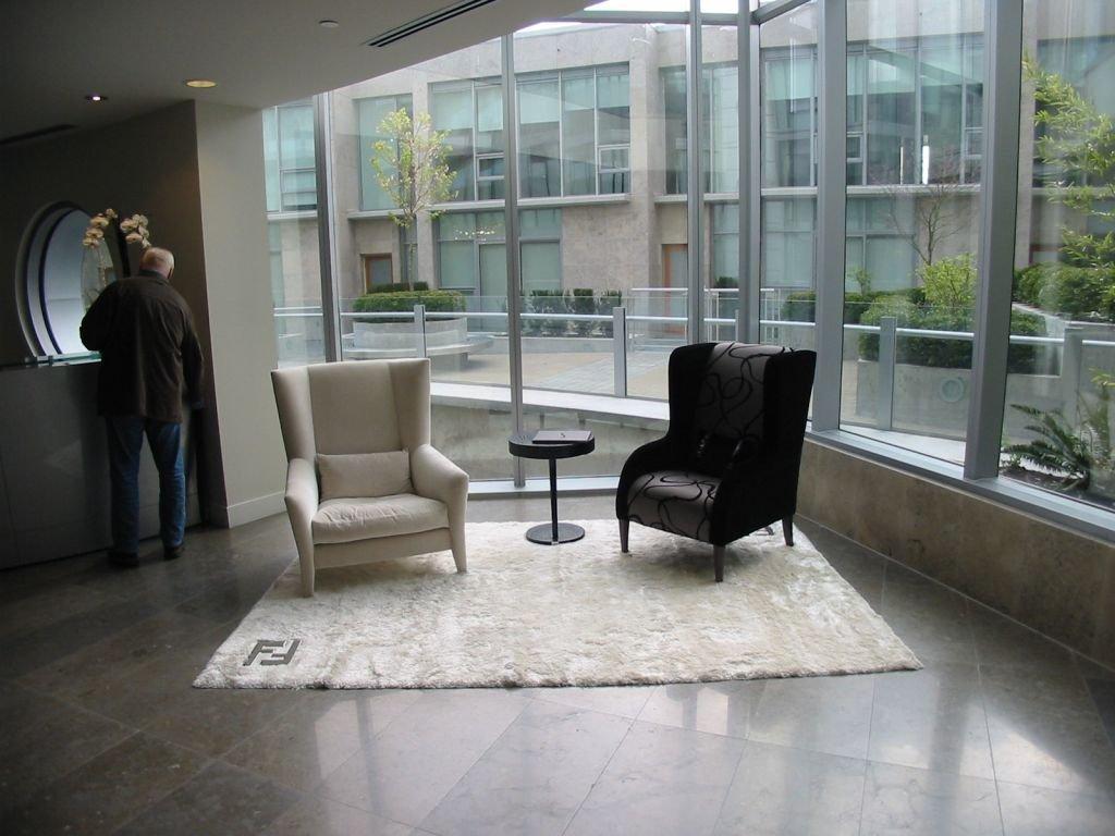 The Erickson Lobby!