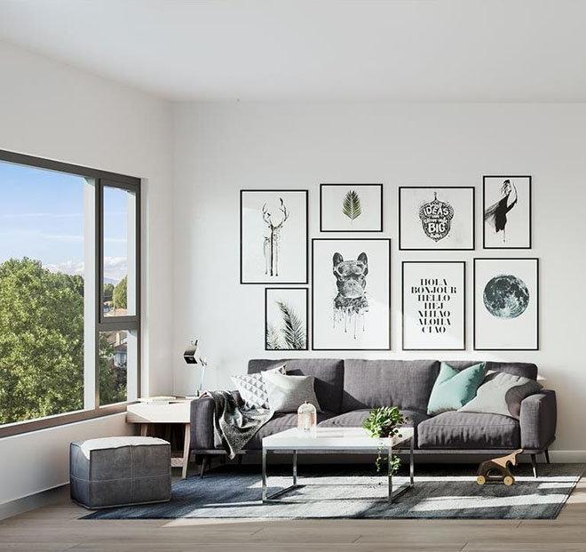 Living Area!