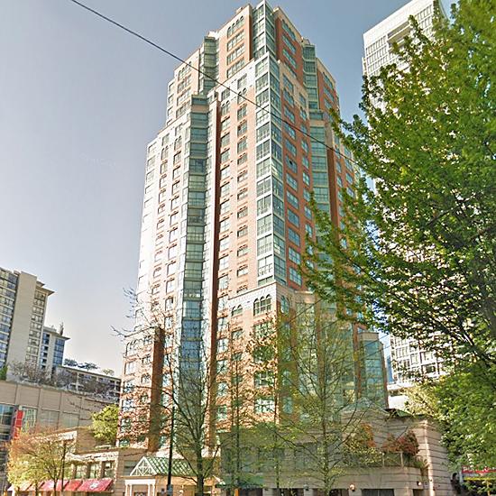 Vancouver Tower - 909 Burrard St, Vancouver, BC!