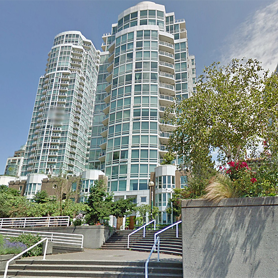 888 Beach at 1501 Howe Street, Vancouver, BC!