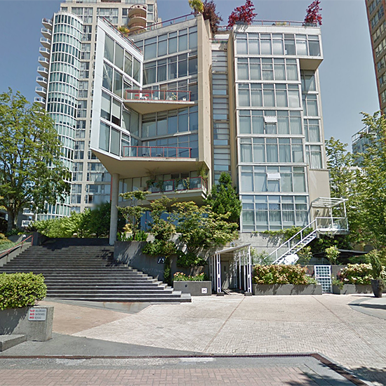 1000 Beach Terraces at 990 Beach Avenue, Vancouver, BC!