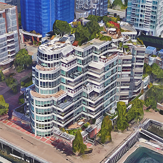 Yacht Harbour Pointe at 1600 Hornby Street, Vancouver, BC!