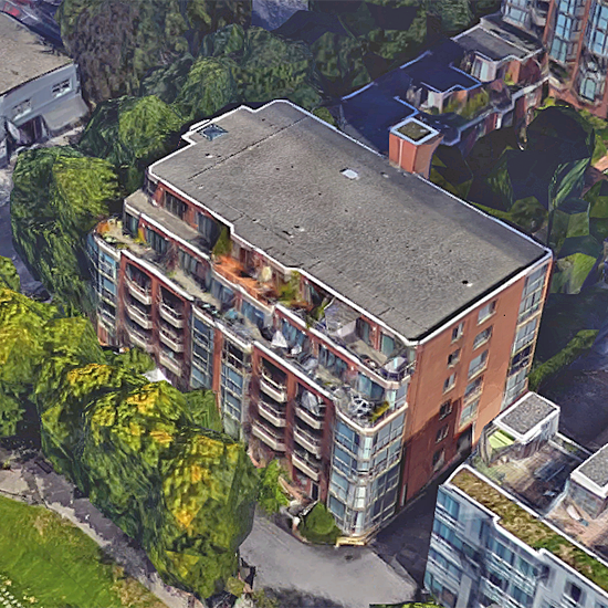 Pacific Promenade - 1488 Hornby St, Vancouver, BC!