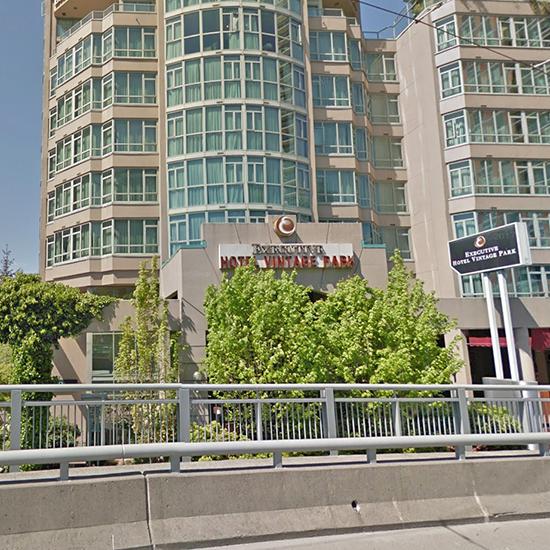 Portofino - 1383 Howe Street, Vancouver, BC!