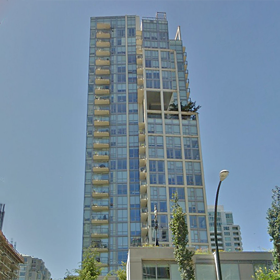 The Pomaria - 1455 Howe  Street, Vancouver, BC!