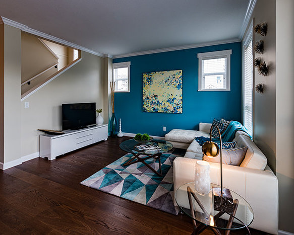 Showhome Living Area!