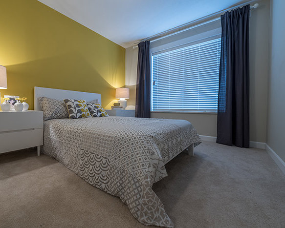 Showhome Bedroom!