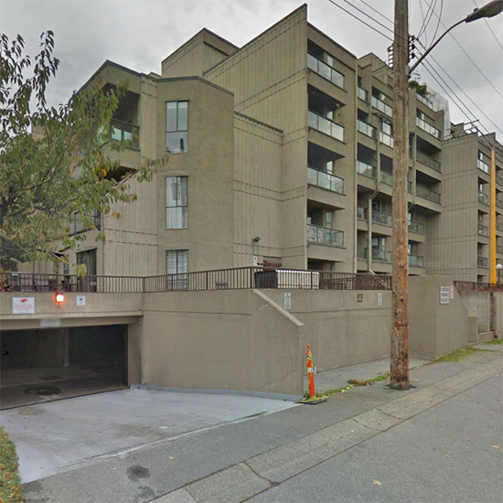 Chelsea Terrace at 1040 Pacific Street, Vancouver, BC!
