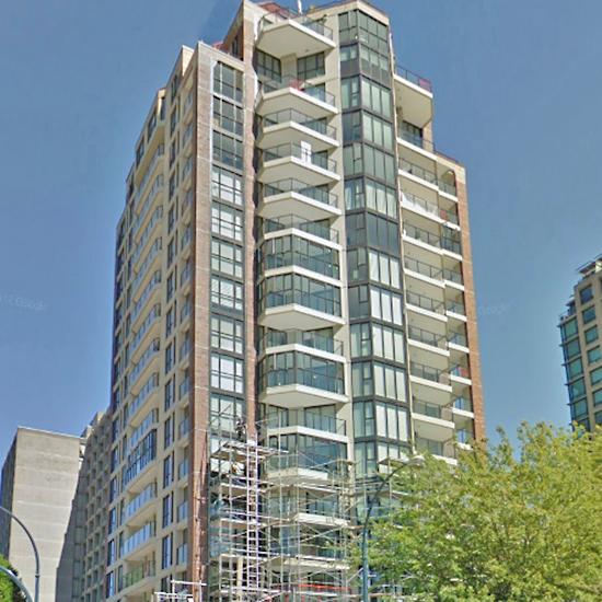 The Ellington - 1010 Burnaby St, Vancouver, BC!
