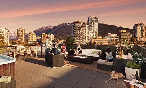 Rooftop Deck!
