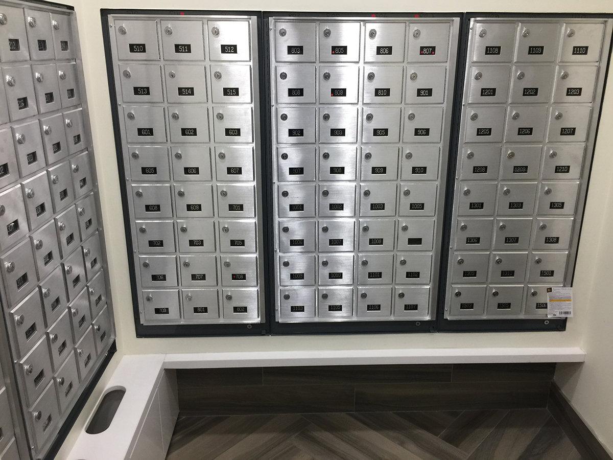 Lido Mail Room!