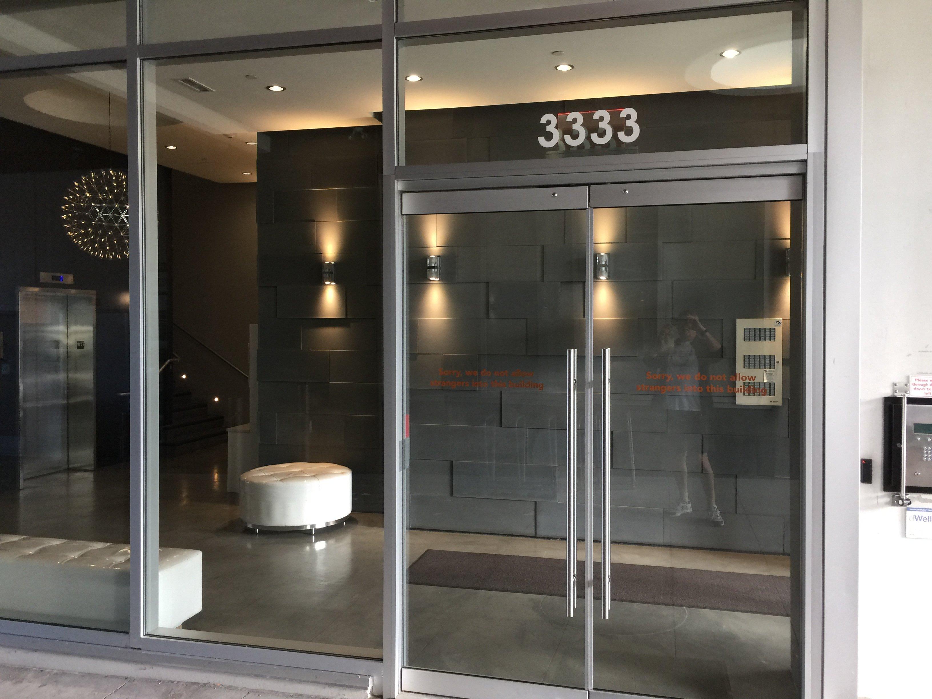 3333Main Entrance!