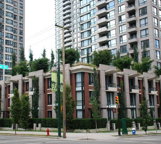 Yaletown Park 1 at 928 Homer Street, Vancouver!