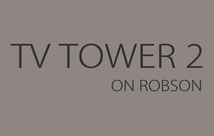 Tv Tower 2 233 ROBSON V6B 2M1