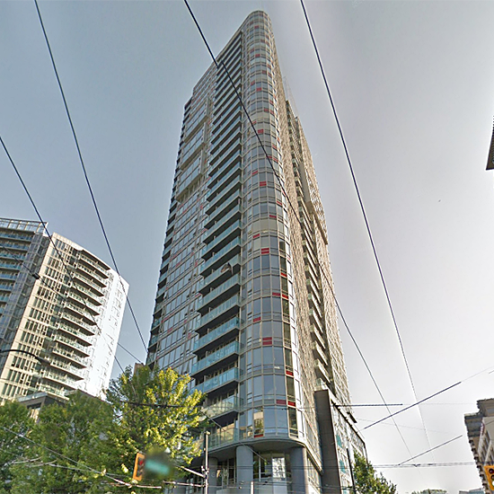 TV Tower 2 - 233 Robson Street!