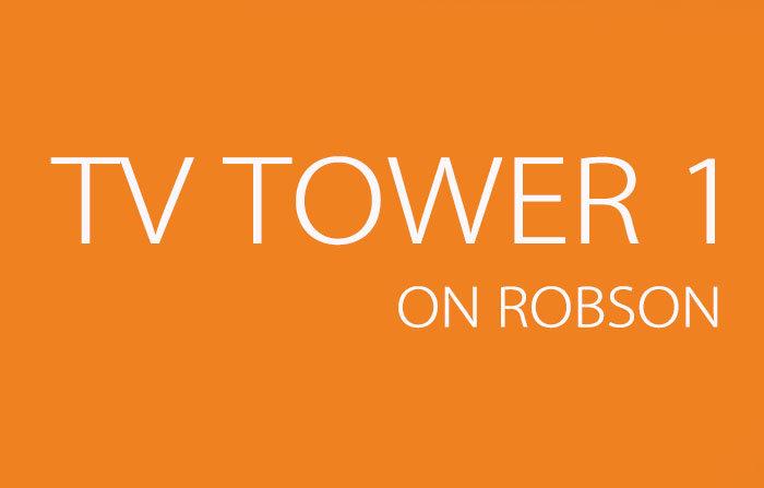 Tv Tower 1 788 HAMILTON V6B 6M2