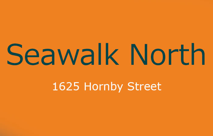Seawalk North 1625 HORNBY V6Z 2M2