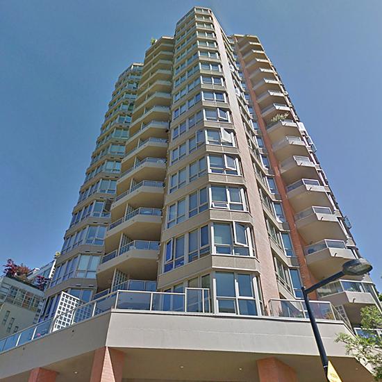 Seawalk North - 1625 Hornby Street!