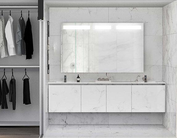 Closet & Bathroom!