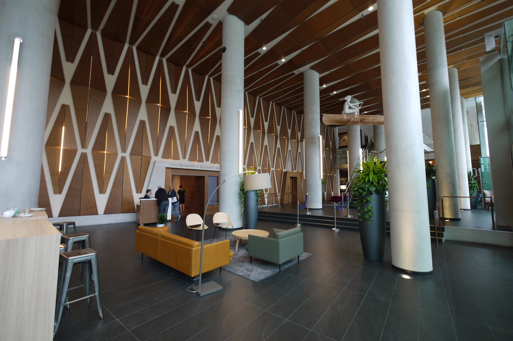 3 Civic Plaza Lobby!