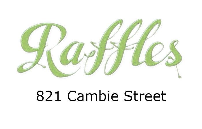 Raffles On Robson 821 CAMBIE V6B 2P4