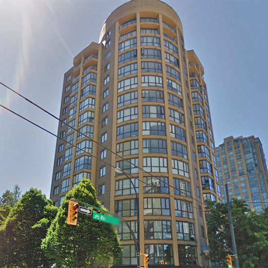 Robinson Tower - 488 Helmcken Street!