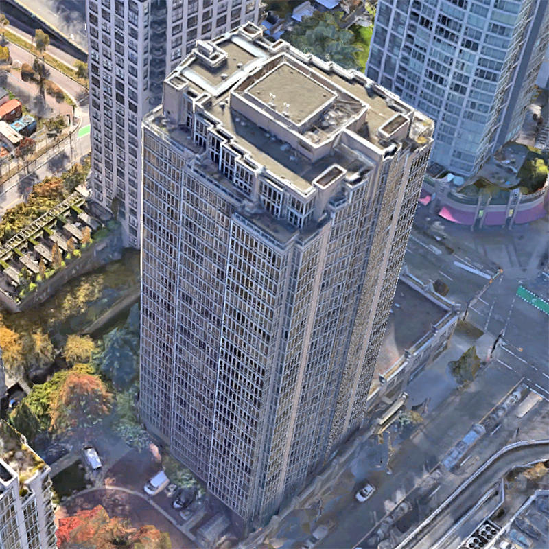 Pacific Place Landmark I at 950 Cambie St.!