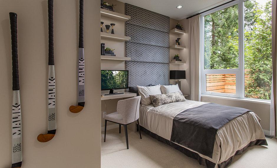 Eton Display Suite Bedroom!