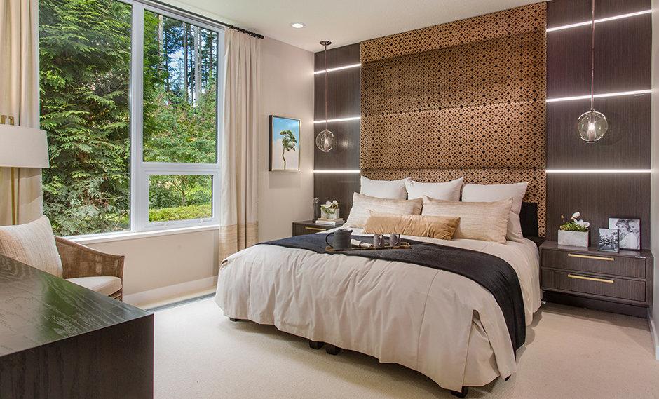 Eton Display Suite Master Bedroom!
