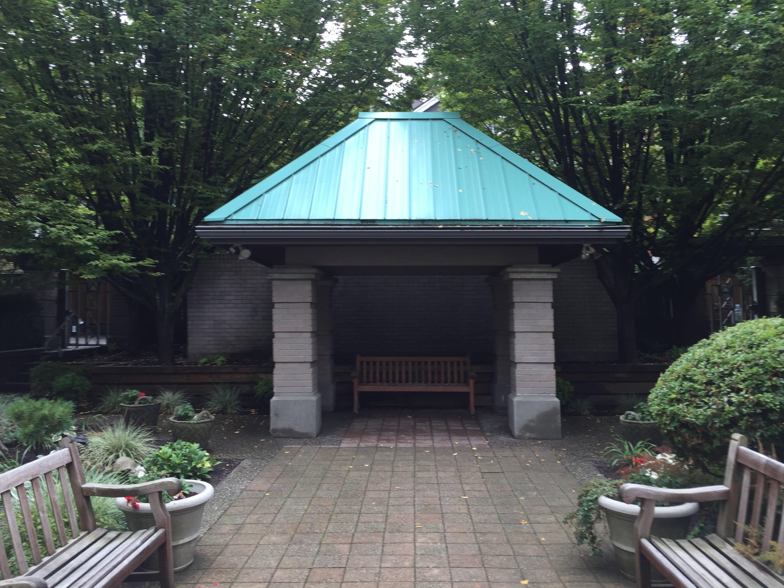 Connaught Gardens Entrance Path!