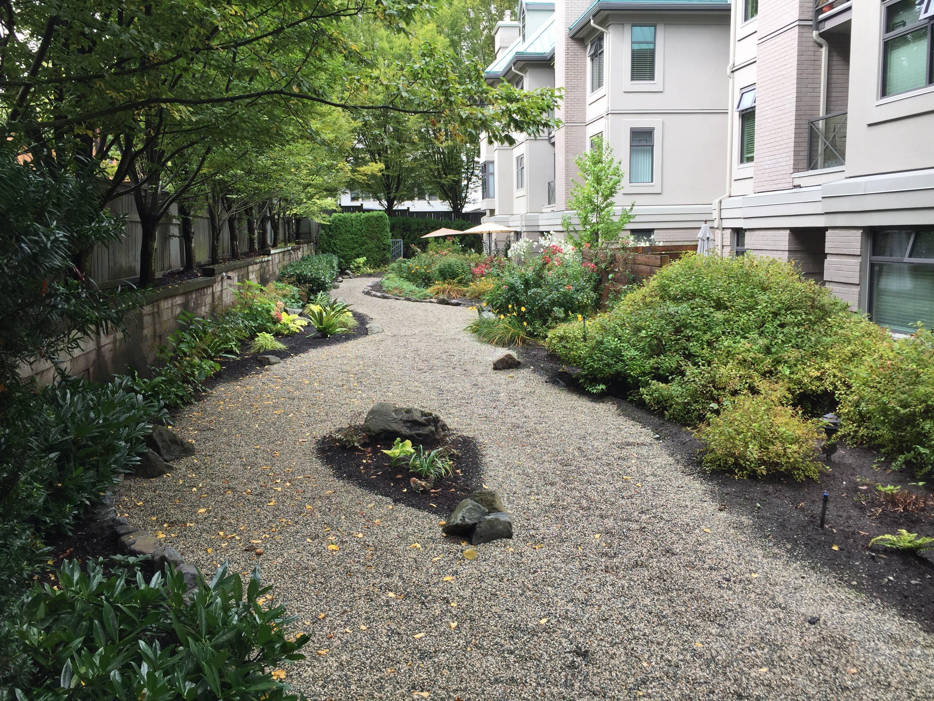 Connaught Gardens Courtyard!
