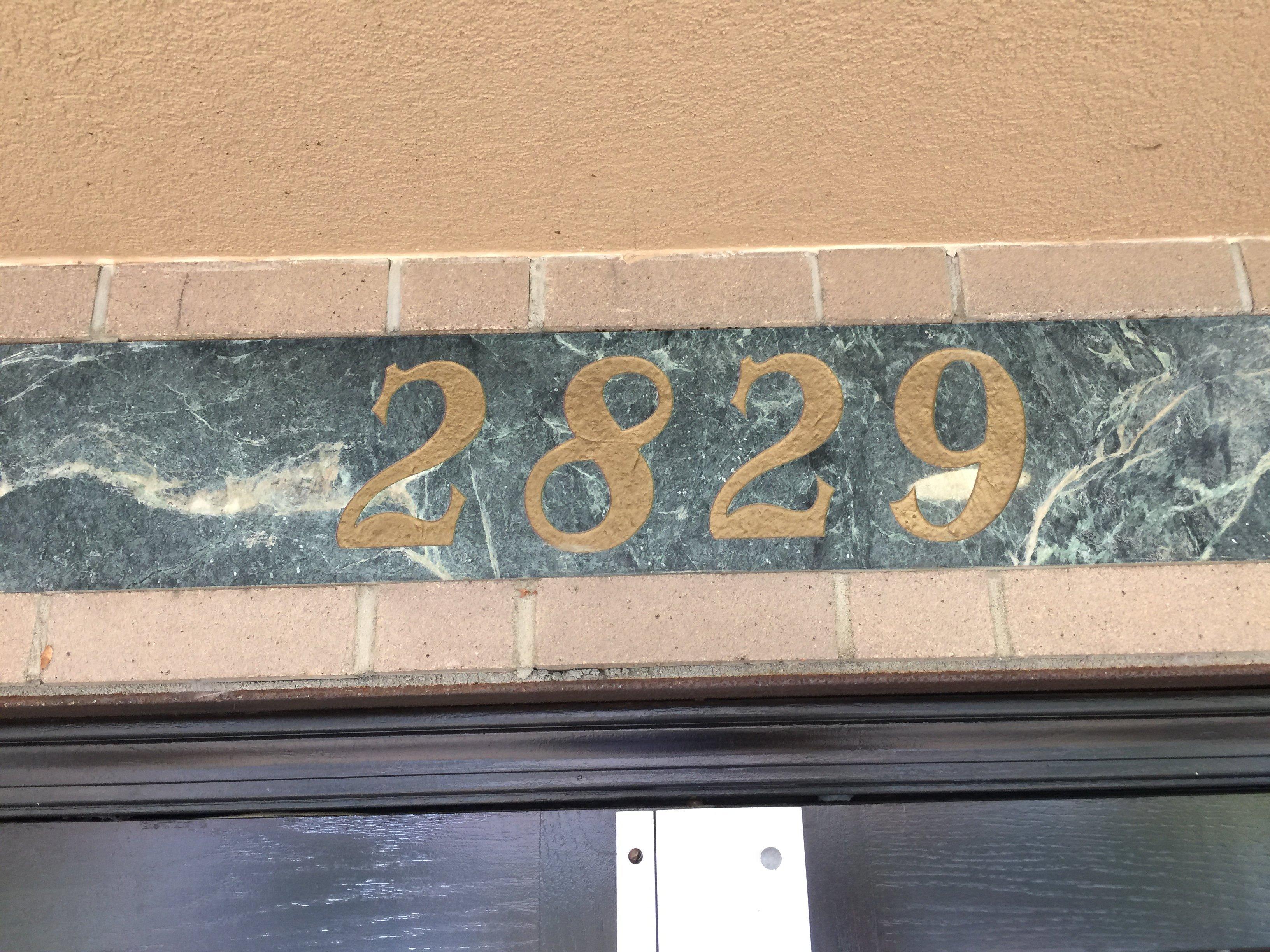 Ashley Place 2829 Ashley!