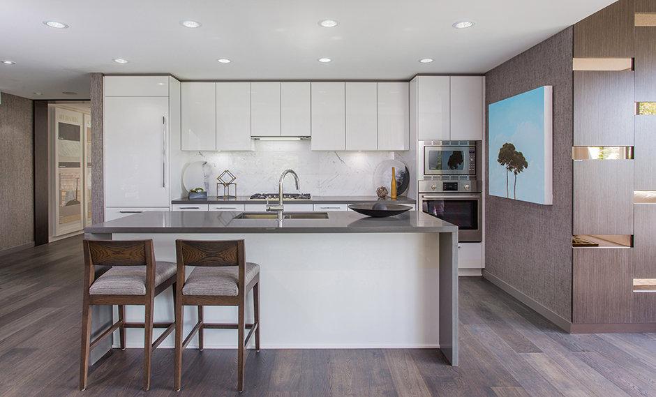 Eton Display Suite Kitchen!