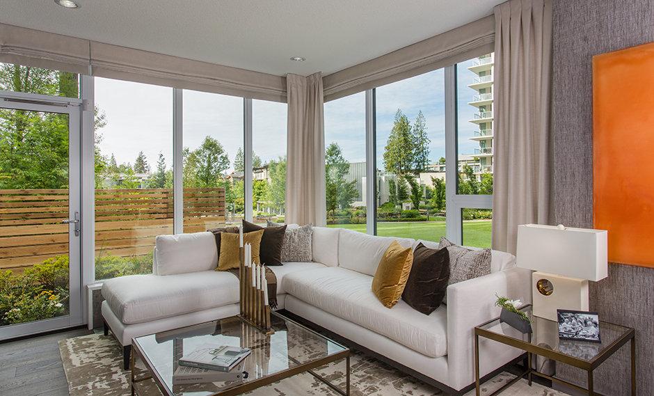 Eton Display Suite Living Room!