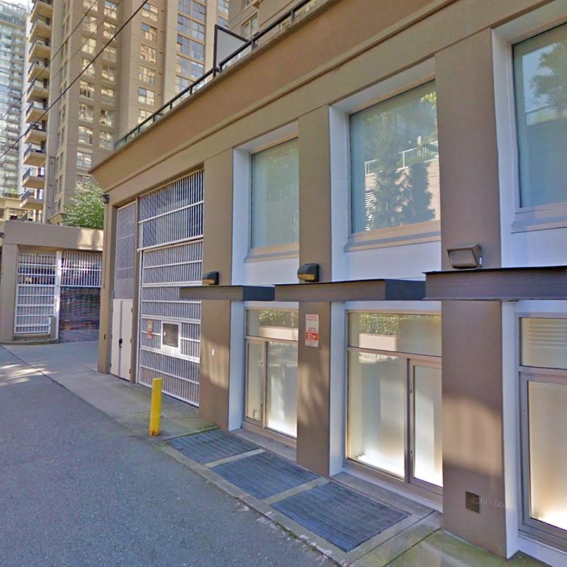 Mondrian - 989 Richards St.!