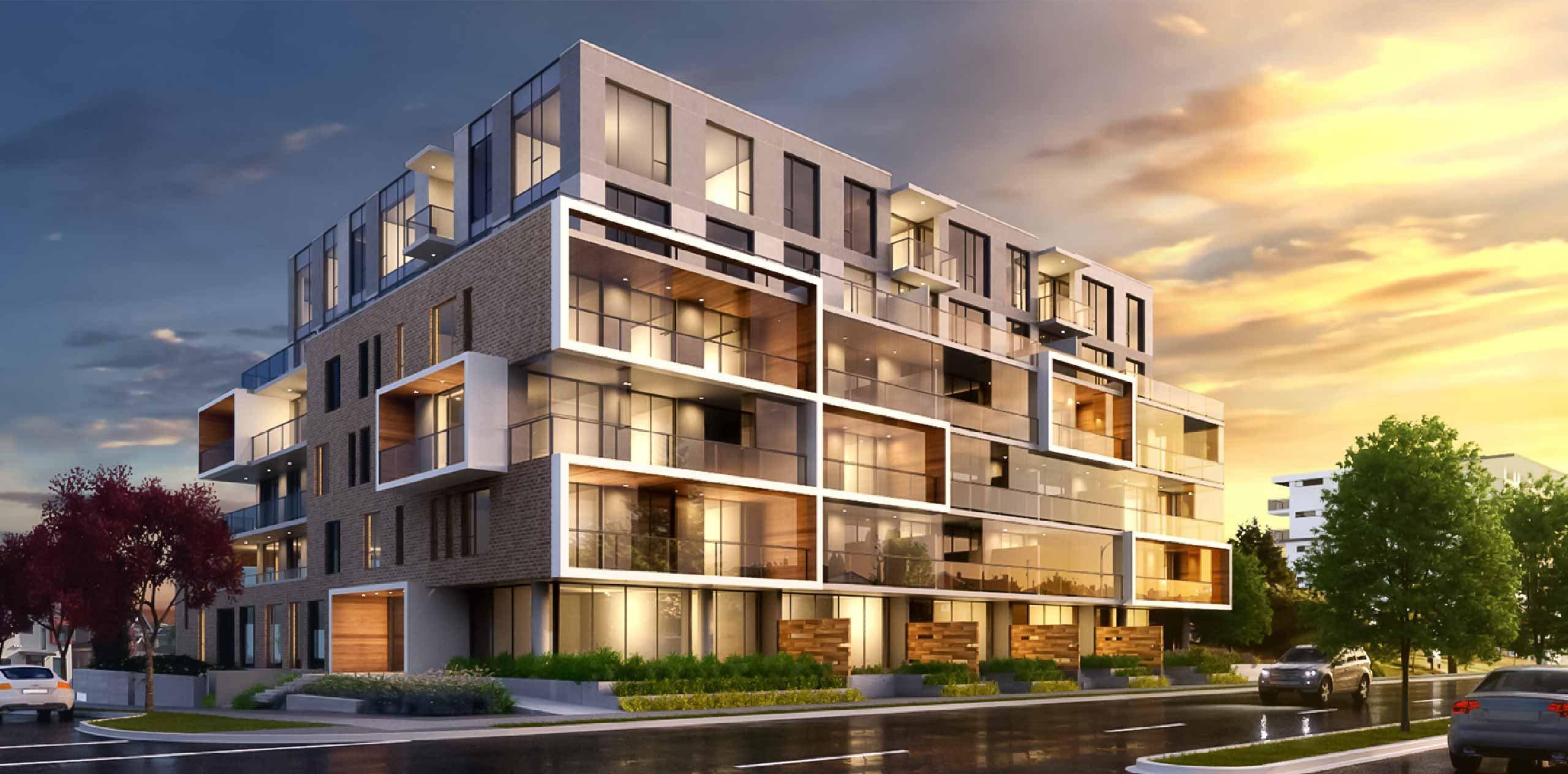 Coco Oakridge - 5733 Alberta St - Rendering by Keltic Canada Development!