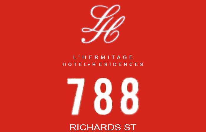 L'hermitage 788 RICHARDS V6B 0C7