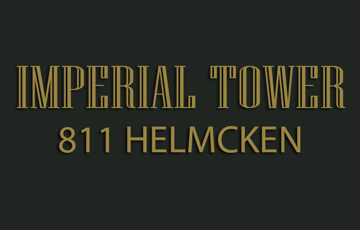 Imperial Tower 811 HELMCKEN V6Z 1B1