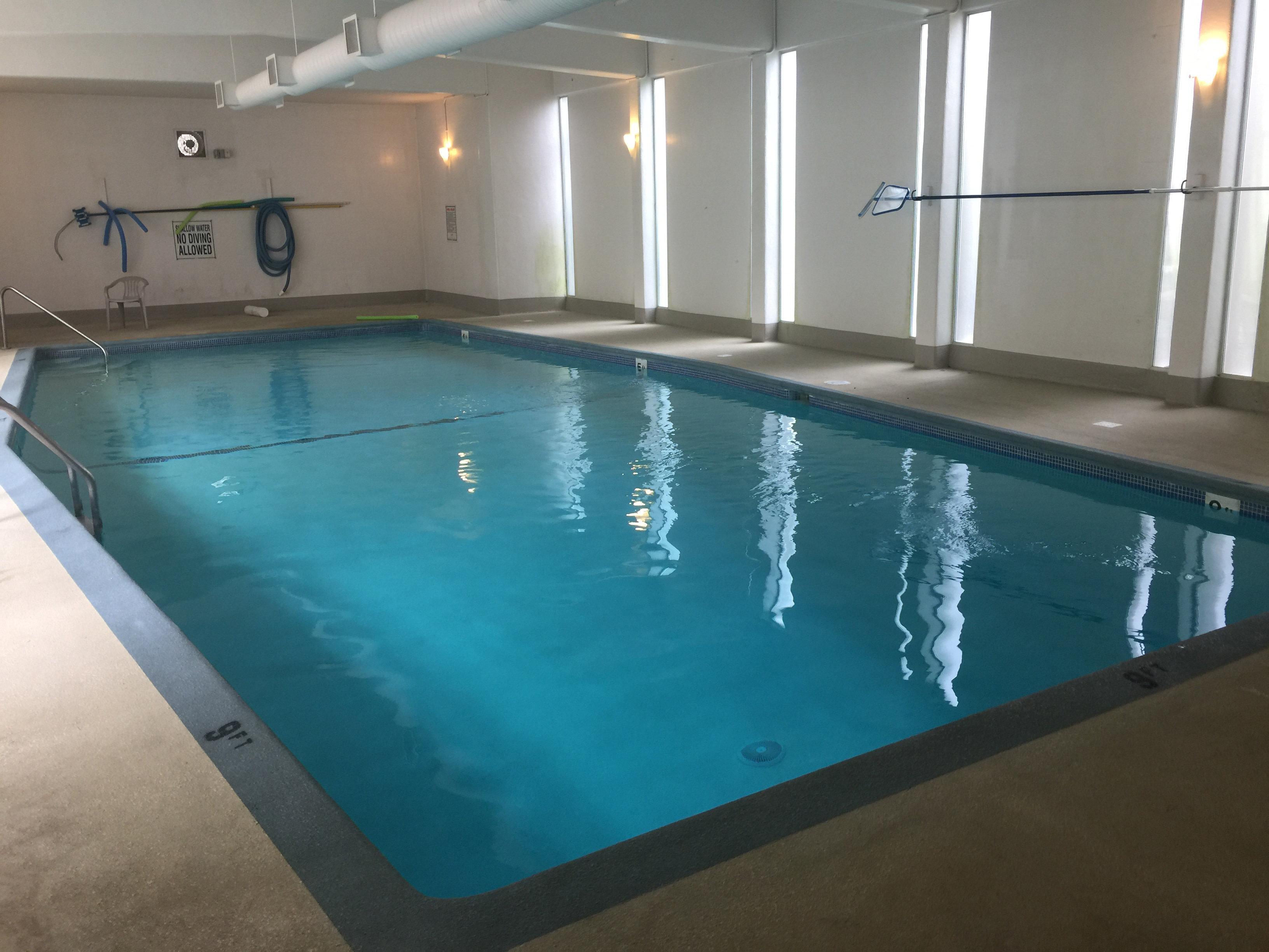 1850 Comox Swimming Pool!