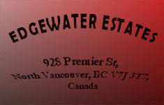 Edgewater Estates 928 PREMIER V7J 3T7