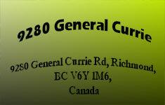 9280 General Currie 9280 GENERAL CURRIE V6Y 1M6