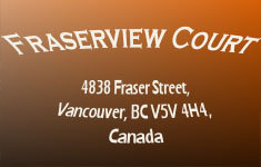 Fraserview Court 4838 FRASER V5V 4H4