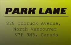 Park Lane 838 TOBRUCK V7P 3M5