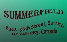 Summerfield 8388 158 V4N 0R3