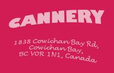 Cannery 1838 Cowichan Bay V0R 1N1
