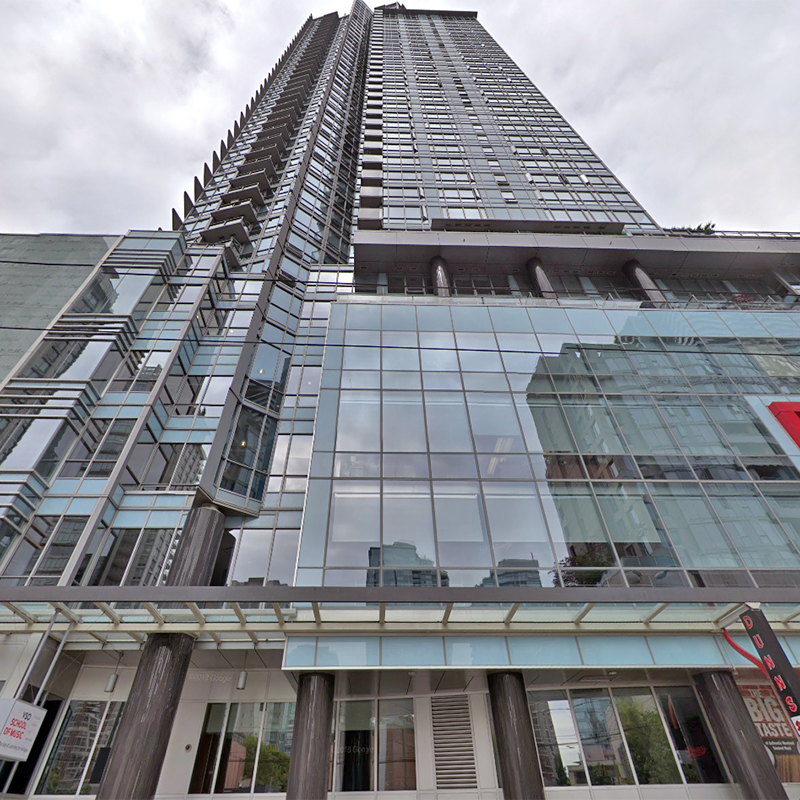 Capitol Residences - 833 Seymour St.!