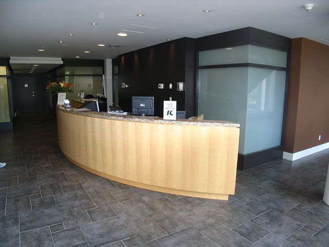 Super Club Reception Desk And Concierge !