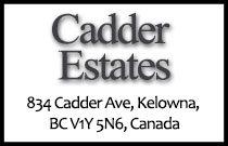 Cadder Estates 834 Cadder V1Y 5N6