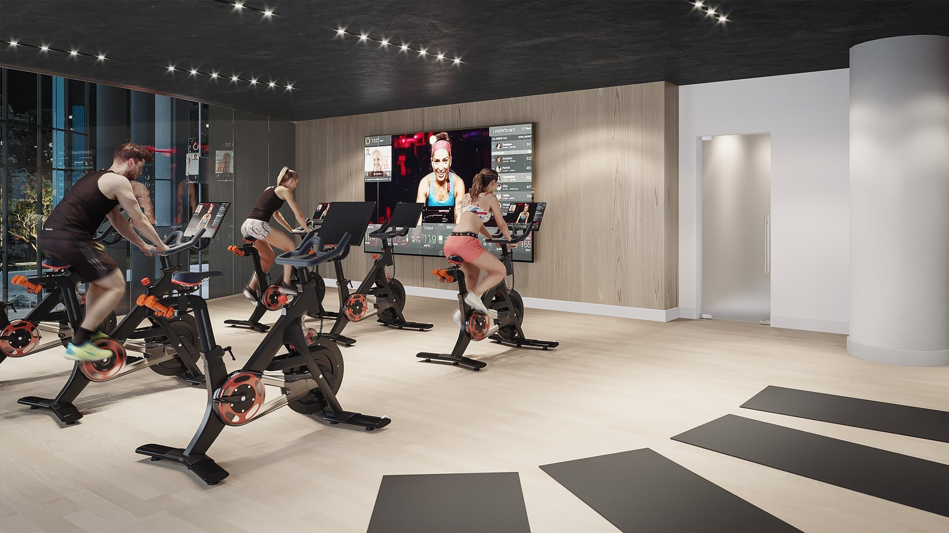 Exercise Center!