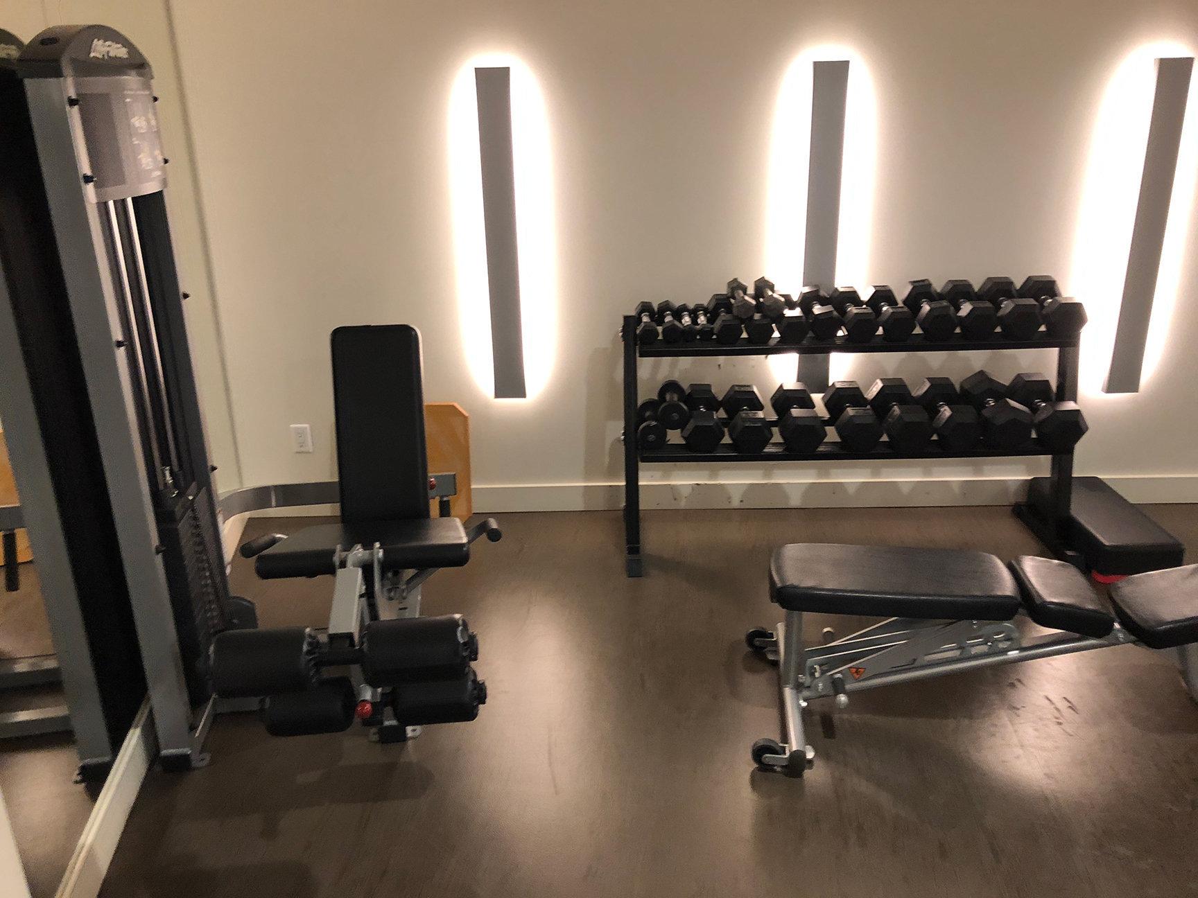 1560 Homer Gym!